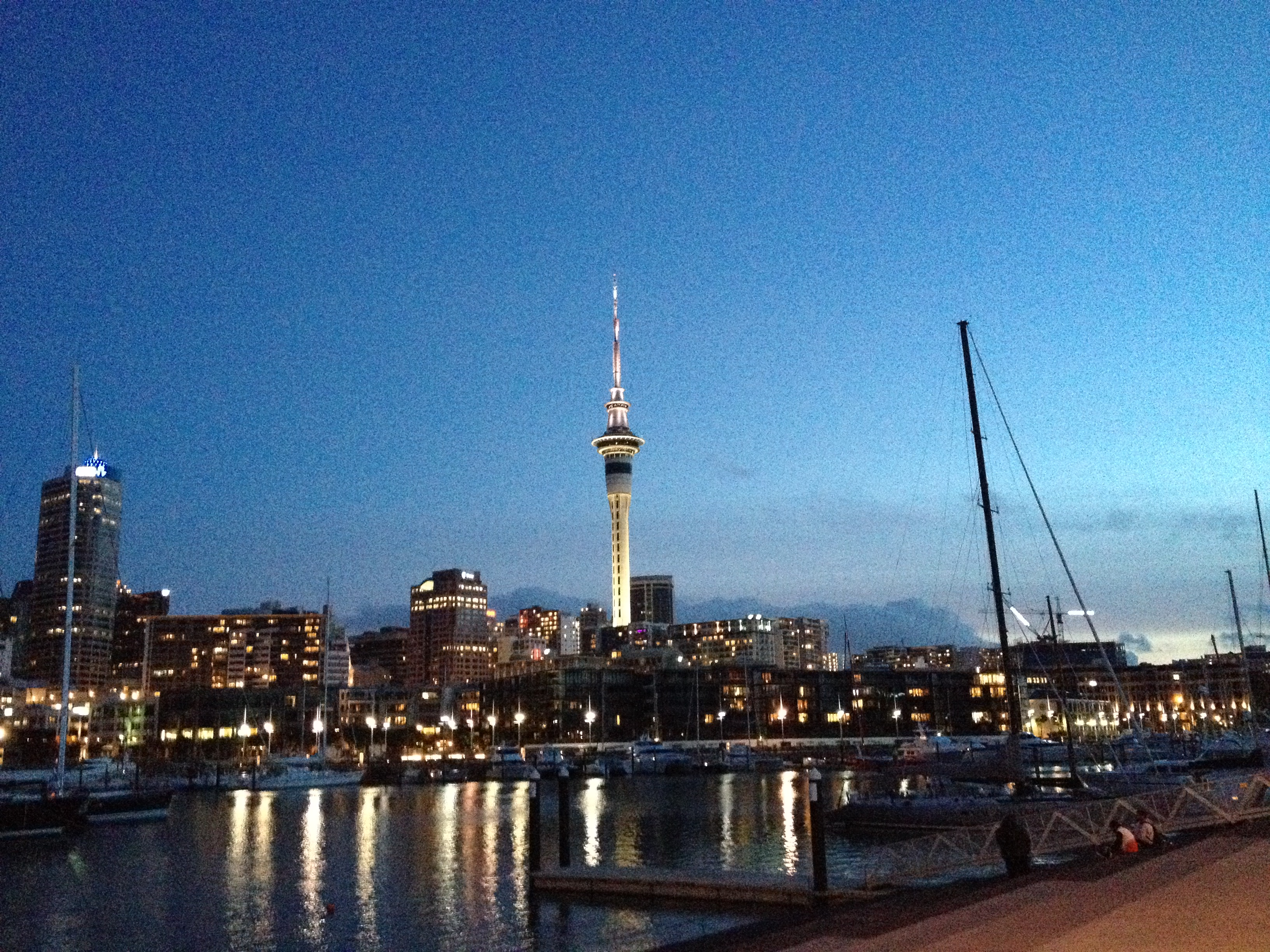 how to get to paihia from auckland