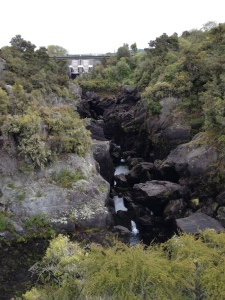 Aratiatia Rapids...before