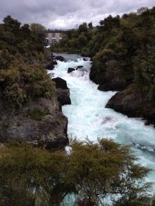 Aratiatia Rapids...after