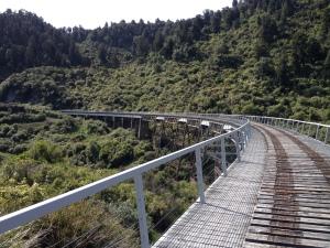 Hapuawhenua Viaduct, Old Coach Road