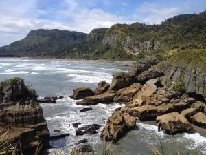...more rocks...more coastline